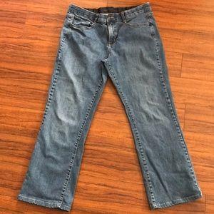 Lee Sinfully Soft Denim Jeans - women's 14 Medium